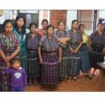 Members of the Tzolojya Trust Bank Guatemala