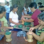 Guatemalan women in technical training