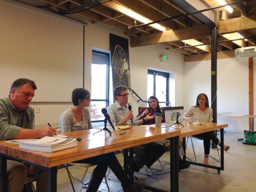 Friendship Bridge Development Director Participates in 'Reconceptualizing Development' Panel