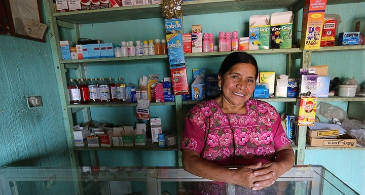 FFH Farmacia Shop Client with access to Health for Life program
