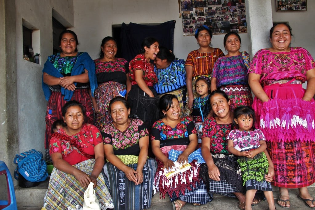 Mujeres Virgen de Guadalupe: Learning and Growing